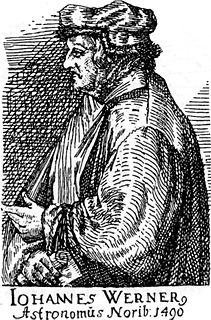 Johannes Werner German mathematician