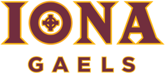 2017–18 Iona Gaels men's basketball team - Image: Iona Gaels logo New