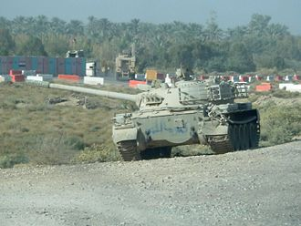 Type 69 tank - Iraqi Type 69-II.
