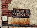 Irwin Crescent, Belfast (2) - geograph.org.uk - 1594720.jpg