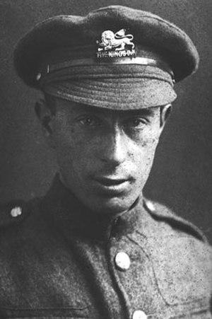 Isaac Rosenberg - Private Rosenberg, personal service number 22311