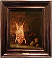 Isaack van ostade, il maiale macellato, 1640 ca. 01.jpg