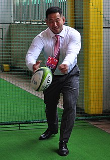Shintaro Ishihara (rugby union) Rugby player