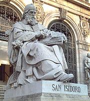 Isidoro de Sevilla (José Alcoverro) 01
