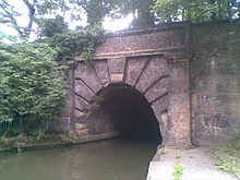 Islington Tunnel, eastern portal.jpg
