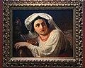 Italian woman by Orest Timashevskiy (1854-8, GTG) FRAME.jpg