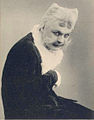 Ivan Moskvin as the Cat in The Blue Bird 1908 trim.jpg