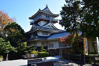 Nisshin, Aichi City in Chūbu, Japan