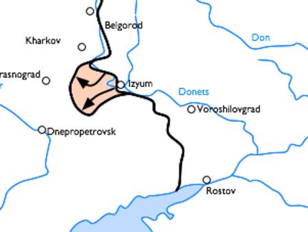Chiến dịch Barvenkovo-Lozovaya