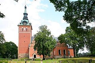 Jäder Church Church in Södermanland County, Sweden