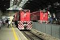 J35 020 Bf Retiro Belgrano, Lokomotiven 7754 und 7763.jpg