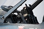 JASDF F-2A(93-8552) seat at Komaki Air Base March 3, 2018.jpg