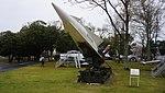 JASDF Nike-J left front view at Nara Base April 6, 2013 02.jpg
