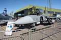 JAS 39 Gripen of the Czech Republic on display at the Leuchars Air Show..jpg