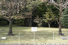 JPN State Guest Houses, W-Presidents plant trees.jpg