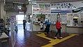 JR Hakodate-Main-Line Mori Station Gates.jpg