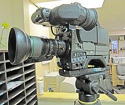 Máy quay phim chất lượng TV trong phòng