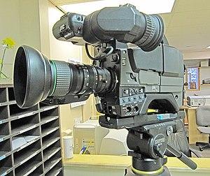 Camcorder - Professional-grade digital camcorder