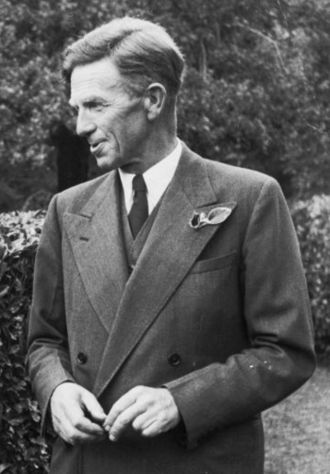 Jack Acland - Acland in 1956