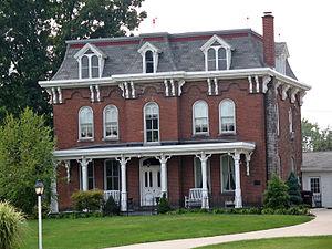 Plain Township, Stark County, Ohio - Jacob H. Bair House