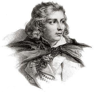 Jacques Cathelineau - Engraving of Jacques Cathelineau