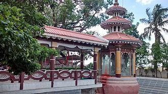 Jagdamba - A Jagdamba temple in Bakhtiyarpur