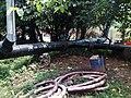 Jalur Pipa Gas Methan yang dihasilkan dari sampah yang difermentasikan di Bantargebang, Kota Bekasi - panoramio.jpg