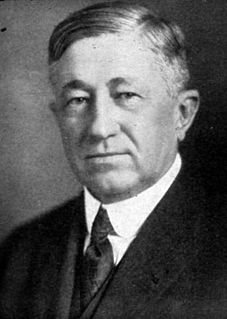 James John Thomas former mayor of Columbus, Ohio