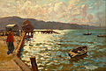 James M. Nairn - Wellington Harbour - Google Art Project.jpg