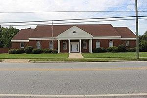 Colquitt, Georgia - James W. Merritt, Jr. Memorial Library