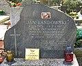 Jan Landowski Cmentarz Wojskowy na Powązkach.jpg