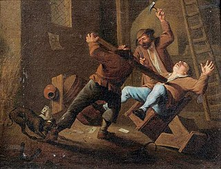 Jan Thomas van Kessel Flemish painter