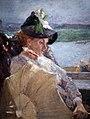 Jan Toorop, La dame à l'ombrelle, 1888.jpg