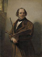 Jan Willem Pieneman, Painter, Father of Nicolaas Pieneman