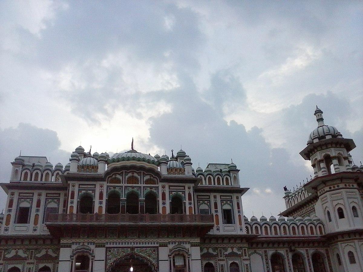 Sitamarhi janki mandir/temple ek rahasya may mandir