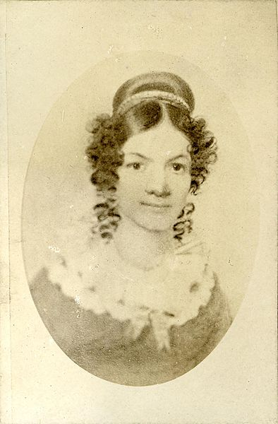 1800 : Jane Johnston Schoolcraft Born