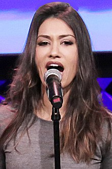 Description de l'image Janina Gavankar 2014.jpg.