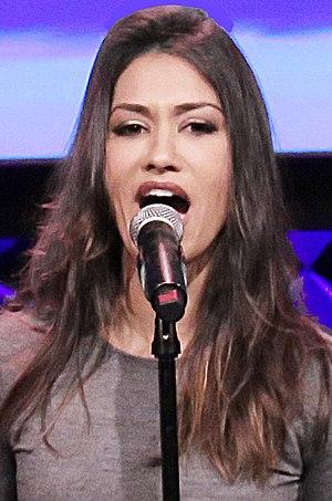 Janina Gavankar - Gavankar in 2014