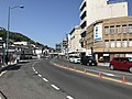Japan National Route 2 in front of Onomichi Station.jpg