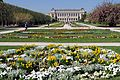 Jardin des Plantes with Natural History Museum in the background, Paris 2014.jpg