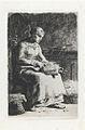 Jean-François Millet - Woman Carding Wool.jpg