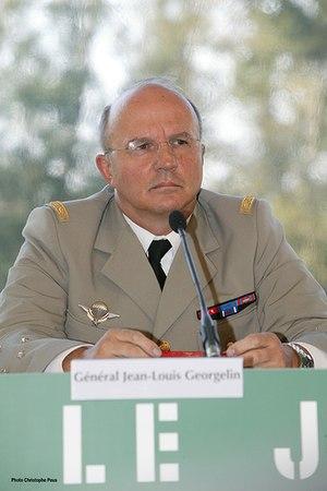 Jean-Louis Georgelin - Jean-Louis Georgelin
