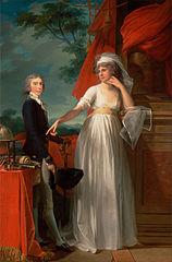 Margaret Callendar and Her Son James Kearney