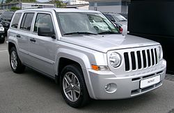 Jeep Patriot 2.0 CRD Limited (2007–2010)