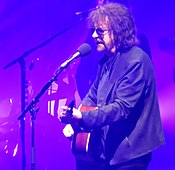 Jeff Lynne performing in 2016