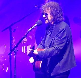 Jeff Lynne British rock musician