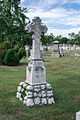 Jennie Mattingly grave - Glenwood Cemetery - 2014-09-14.jpg