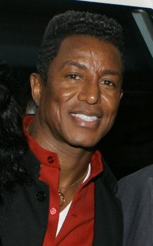 Photograph of Jermaine Jackson in 2007