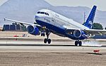"""JetBlue Airways Airbus A320-232 N652JB (cn 3029) """"Out With The Old In With The Blue"""" (7285266012).jpg"""