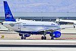"JetBlue Airways Airbus A320-232 N766JB (cn 3724) ""Etjay Luebay"" (7167683058).jpg"